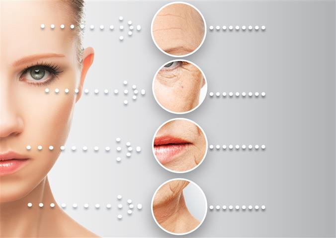 Are you between 45 and 75 years old and want to improve the appearance of your skin?